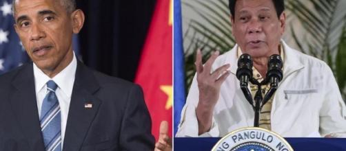 """Tensione Usa-Filippine, Duterte insulta Obama: """"Figlio di p ... - lastampa.it"""
