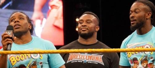 When The New Day (pictured at WrestleMania 32 Axxess) ceases to be entertaining, you know you've got a mediocre show. Photo c/o Wikimedia Commons.