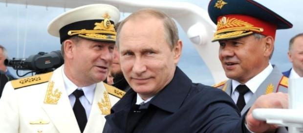 Czy Putin ze swoimi generałami opracował plan inwazji na Ukrainę?