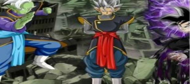 'Dragon Ball Super': Black and Zamasu crean el Dios Perfecto. Wikipedia Fotos.
