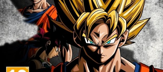 Portada de 'Dragon Ball Xenoverse 2'