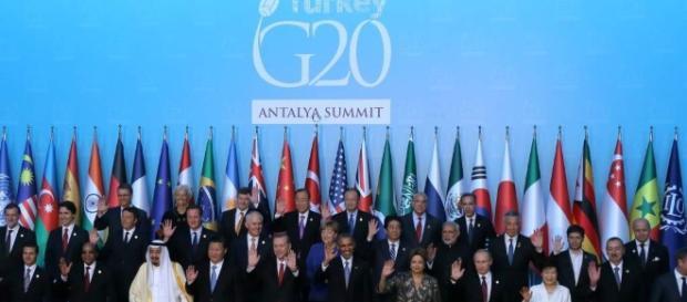 G20 lanza ofensiva contra evasión fiscal tras los Panamá Paper ... - elheraldo.hn