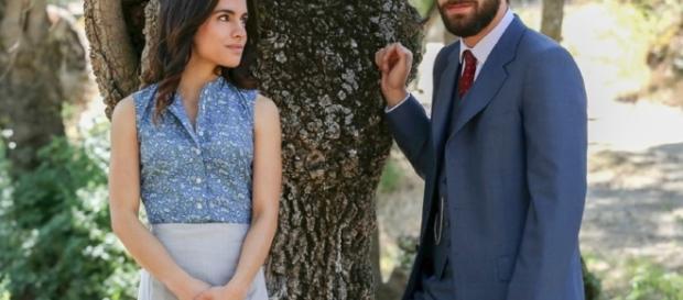IL Il Segreto, Terza stagione: Bosco e Ines, la nuova coppial