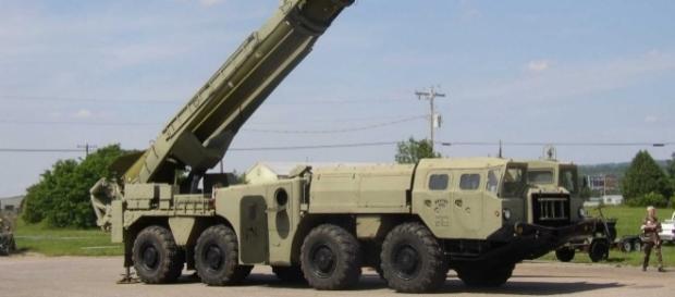 Lanzadera de misiles balisticos Rondong