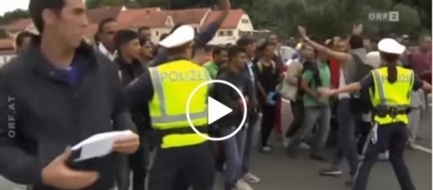 Policjanci kompletnie nie poradzili sobie ze swoimi obowiązkami.
