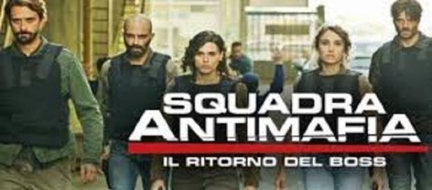 Squadra ANtimafia 8 prima puntata