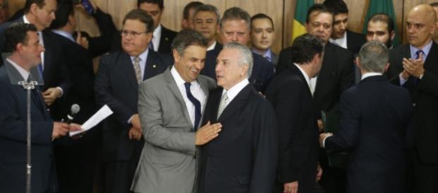 Temer é o novo presidente da República sem eleições