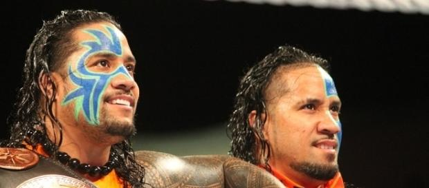 The Usos' heel turn marks their first run as bad guys since 2011. Photo c/o Wikimedia Commons.