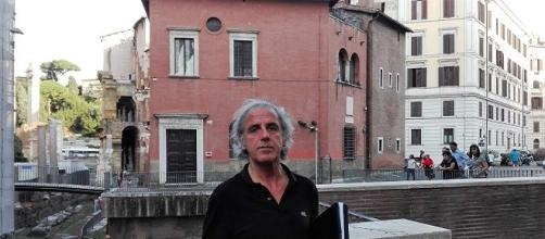 """Alberto Ciarafoni, autore e interprete de """"Quer 16 de ottobre ..."""""""