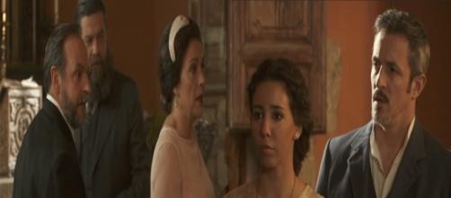 Il Segreto, puntata 1130: Emilia ferma il matrimonio di Francisca e Raimundo