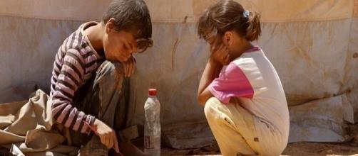 Niños en Siria, principales victimas