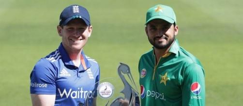 Pakistan vs England 1st ODI Live Score & Updates on 24 August 2016 - com.pk