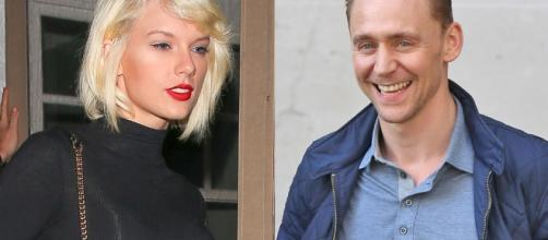 Taylor Swift Seen Kissing Tom Hiddleston Shortly After Calvin ... - eonline.com