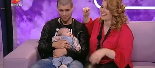 Tiago Ginga e Bernardina conheceram-se num reality show da TVI.