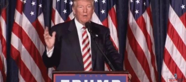 À Philadelphie, Donald Trump a évoqué les Affaires internationales et de Défense