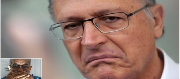 Alckmin faz declaração polêmica sobre liberdade de protestos.