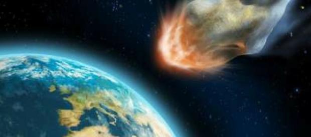 asteroide sfiora la terra - The Social Post - thesocialpost.it