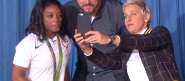 Channing Tatum Totally 'Freaks Out' Meeting Simone Biles After ... - uncova.com