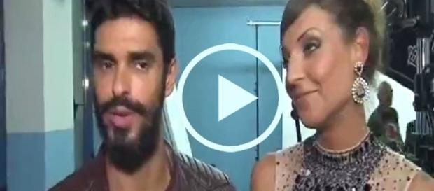 Cristian e Tara matrimonio in tv