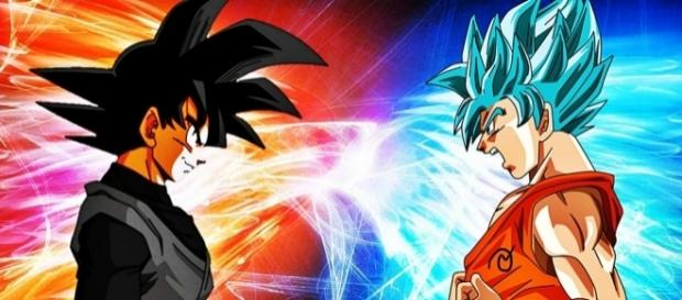 Goku VS Black Face to face by LordAries06 on DeviantArt - deviantart.com