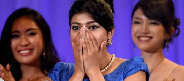 Half-Indian 'elephant whisperer' crowned Miss Japan but many would ... - scmp.com