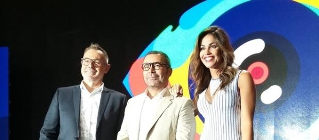 Jorge Javier, Jordi González, Lara Álvarez, los 3 presentadores de GH17
