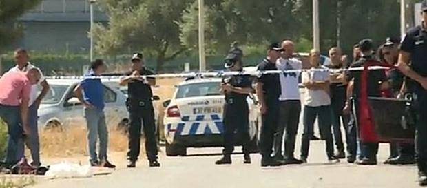 Polícia judiciária investiga as circunstâncias em que ocorreu aquele caso