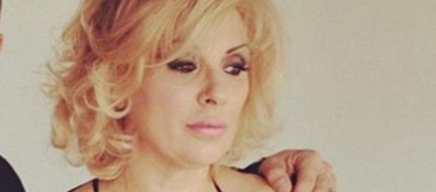 Tina Cipollari lettera choc al marito