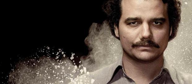 Wagner Moura como Pablo Escobar / Imagem: divulgação Netflix