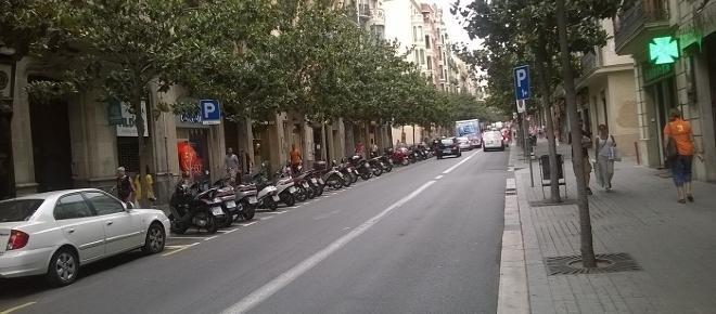 Según informa Tecnocasa, el 42 % de pisos de Barcelona los han comprado extranjeros
