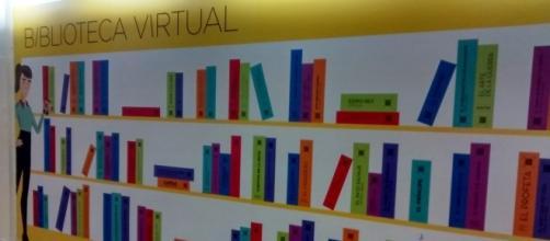 Algunos de los libros disponibles para la descarga