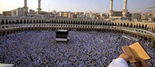 Peregrinação a Meca na Arábia Saudita
