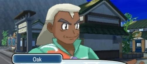 Samson Oak, Investigador Pokémon en la región de Alola; ¿No se les hace conocido?