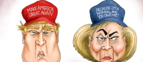 Why Hillary Clinton Cannot Beat Donald Trump | Liberty Blitzkrieg ...- libertyblitzkrieg.com