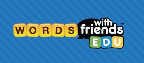'Words With Friends EDU' was designed to be both fun and educational for kids. / Photo via Braelee Conticchio, Autumn Communications.