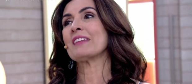Fátima Bernardes chora pelo primeiro Dia das Mães longe dos filhos ... - com.br