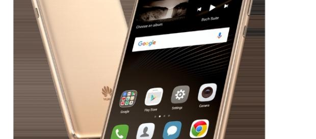 Huawei P9 Lite Dorado, el mejor gama media