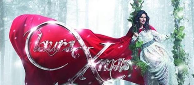 Laura Pausini, un cd di cover natalizie a dicembre.