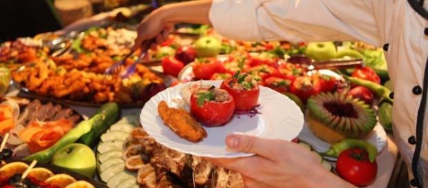 Ristorante All you can eat multano i propri clienti