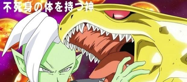 Tras lograr la inmortalidad, Zamasu pediría un nuevo deseo a las Super Dragon Balls.