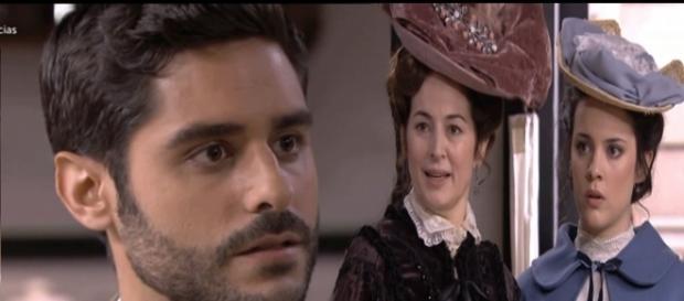 Una Vita, anticipazioni autunno: Marialuisa lascia Victor per colpa di Lourdes