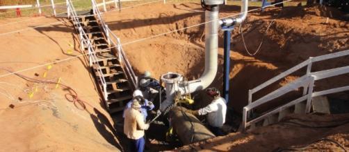 A Petrobras vende rede de gasodutos para a Brookfield