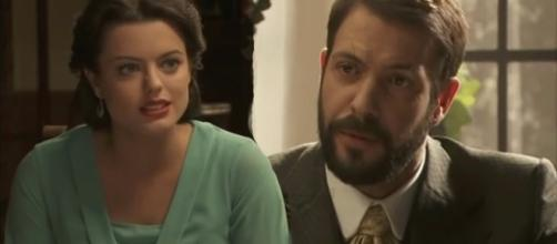 Il Segreto, anticipazioni puntata 1133: Severo e Sol lasciano Puente Viejo