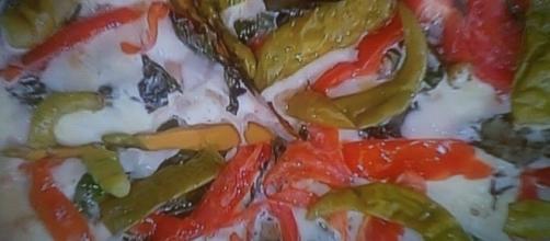 Pizza di stagione di Gino Sorbillo.