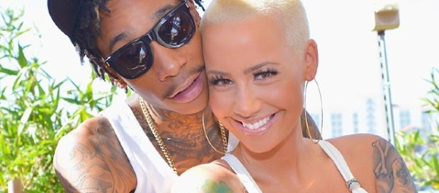 Amber Rose has threesome with Wiz and rates it as 'poor' on social media and he's mad! Photo: Blasting News Library - people.com