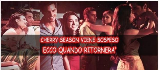 Cherry Season viene bloccato da Mediaset: ecco in che periodo riprenderà