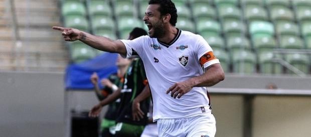 Fred defendeu o Fluminense por sete temporadas antes de ir para o Atlético-MG (Foto: Arquivo)