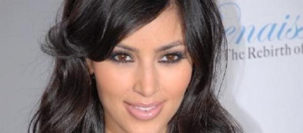 Kim Kardashian goes nude in New York. Source: Wikimedia user Luke Ford