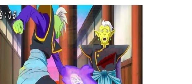La muerte de Zamasu y Gowau en los próximos capítulos de DBS