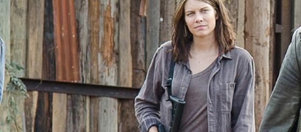 Maggie Greene na 6ª temporada de Walking Dead